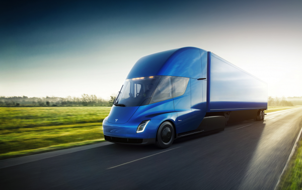 TSB Transporte y logística Testa Semi