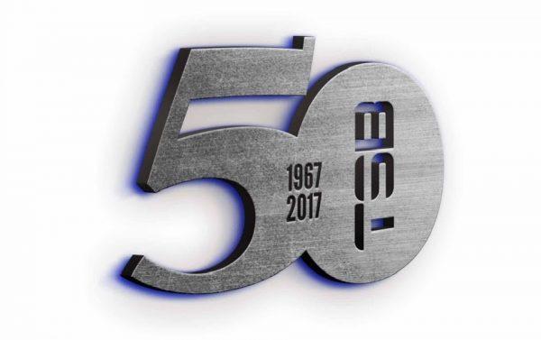 TSB 50 aniversario