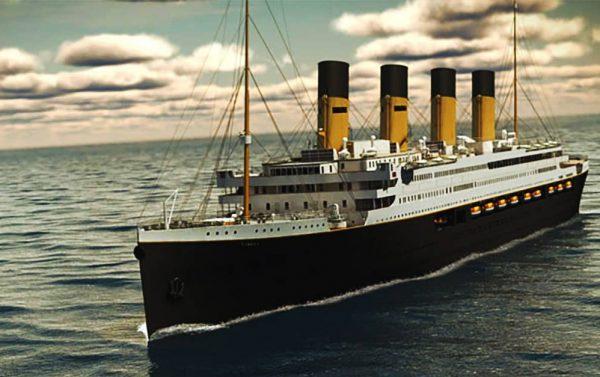 TSB transporte y logística -Titanic II