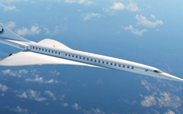 TSB transporte y logística - Aviones Supersónicos