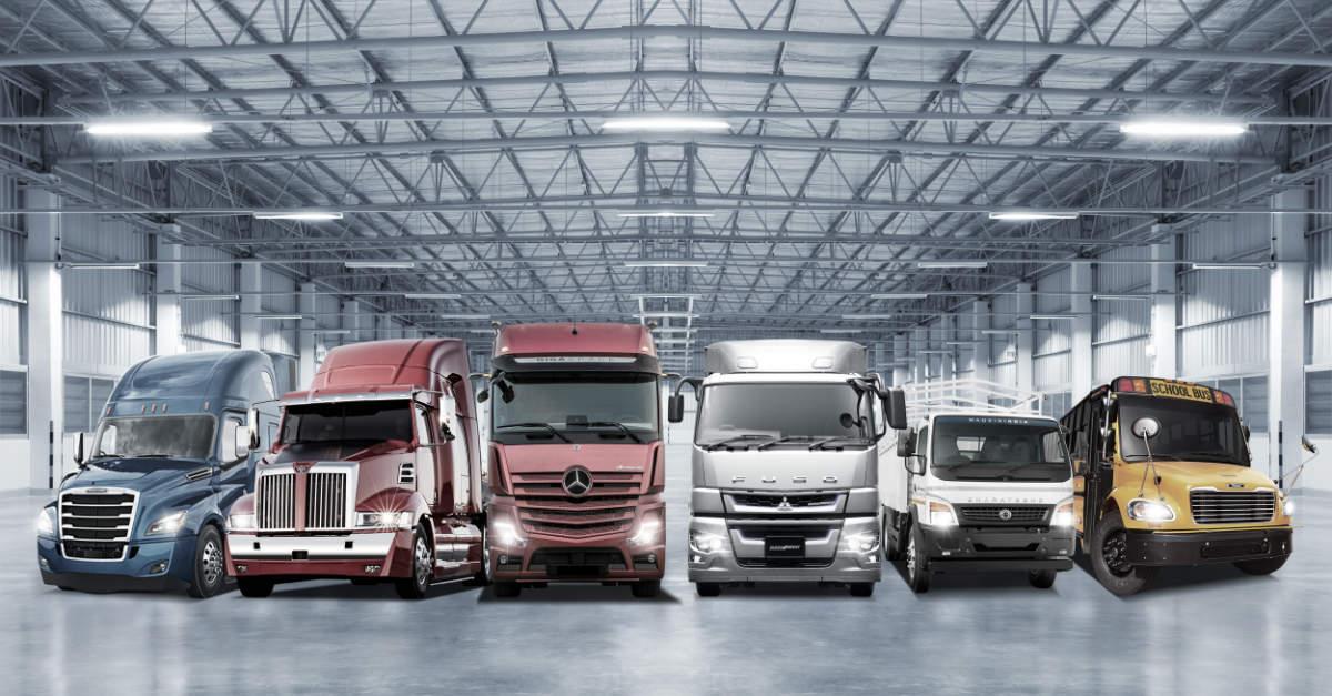 TSB transporte y logística - Daimler Trucks sells
