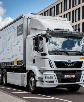 TSB transporte y logística - Camión MAN eTGM 26360 001