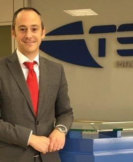 TSB transporte y logística - Miguel Ferrándiz nuevo Director Comercial delegación TSB Madrid
