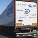 TSB transporte y logística ruta a Italia con partner Arco