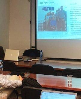 TSB transporte y logística - Joan Serra en ESIC 002