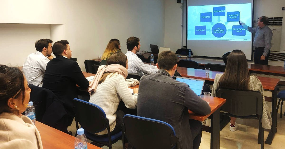 TSB transporte y logística - Joan Serra en ESIC 003