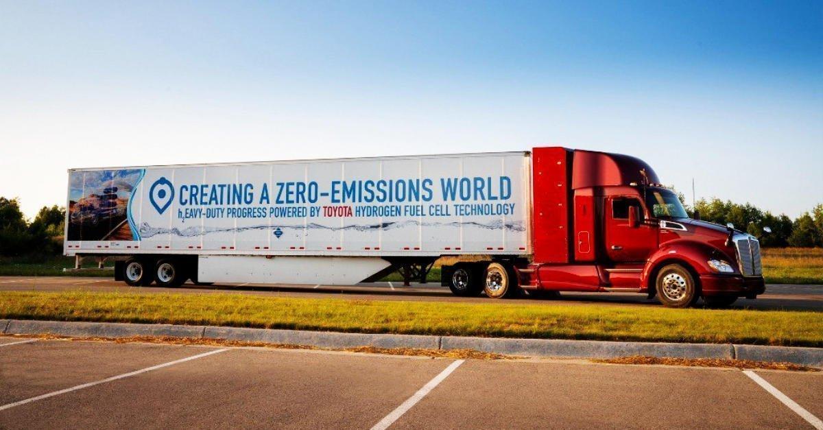 Toyota Mirai -TSB transporte y logística