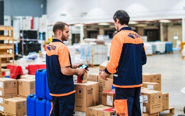 Aumenta la contratación - TSB transporte y logística