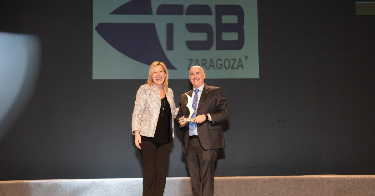 Premio Excelencia empresarial - TSB transporte y logística 001