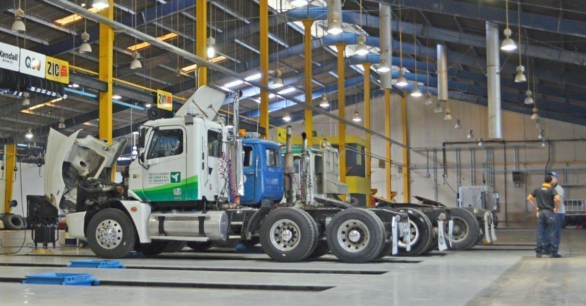 Vehículos industriales Anfac - TSB transporte y logística