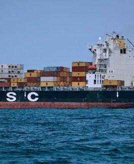 Comercio marítimo TSB transporte y logística