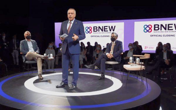 Evento BNEW 2020 TSB transporte y logística