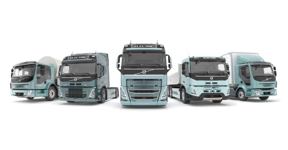 TSB transporte y logística camiones gran tonelaje 100% eléctricos 001