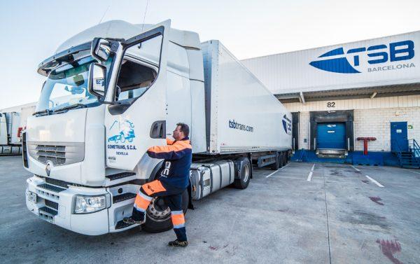 TSB transporte y logística IRU falta de conductores
